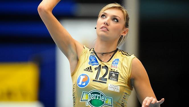 beautiful Victoria Ravva