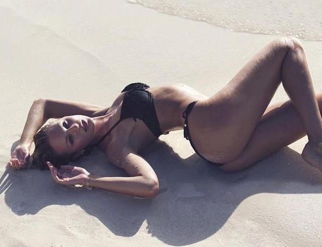 Fotos de Candice Swanepoel en las redes sociales