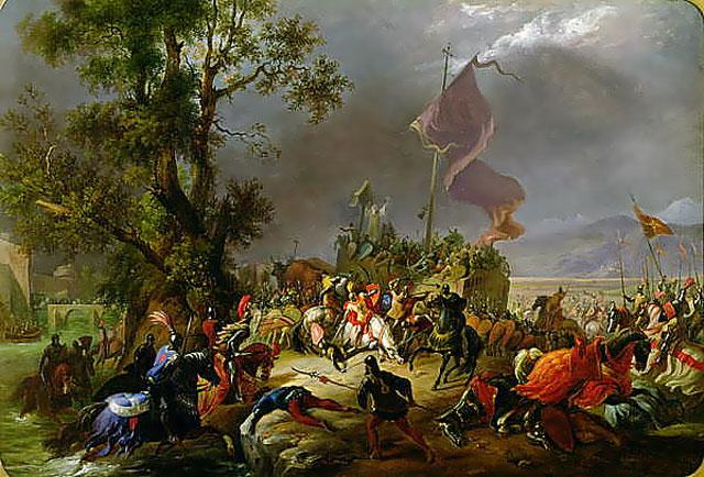 Künstler Maler Az historienmalerei oktober 2011
