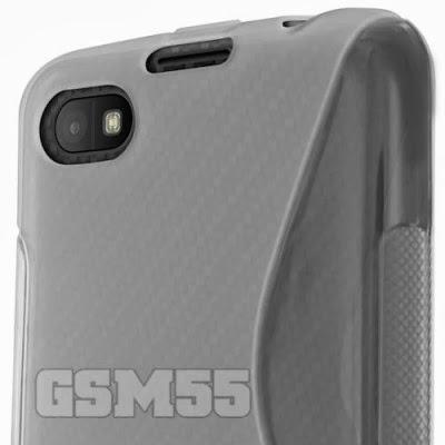 Protection intégrale pour BlackBerry Z30