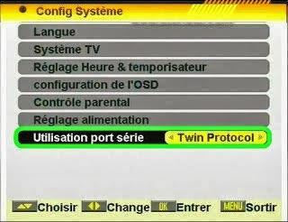 شارنج twin protoco