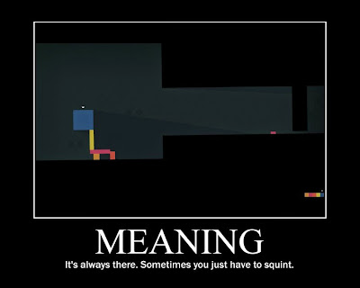 thomas was alone motivational poster
