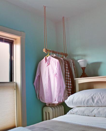 Interior Design Q Amp A Inexpensive Clothing Storage Solutions