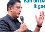Tamil superstar Kamal Haasan