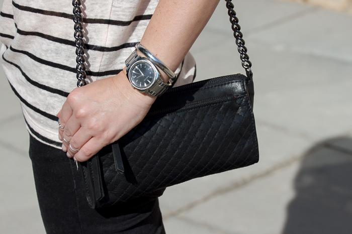reloj plata de Gant