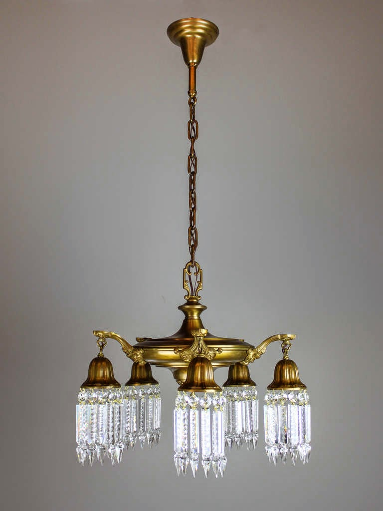A Great Illumination Vintage Lighting Fixture