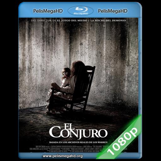 EL CONJURO (2013) 1080P HD MKV ESPAÑOL LATINO