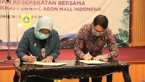 Pelayanan Publik Pemerintah Kabupaten Bogor  Segera Hadir di Aeon Mall Sentul City