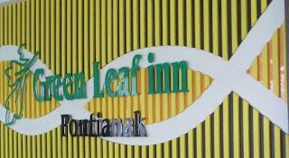 Hotel Bagus Murah Dekat Bandara Supadio Pontianak - Green Leaf Inn