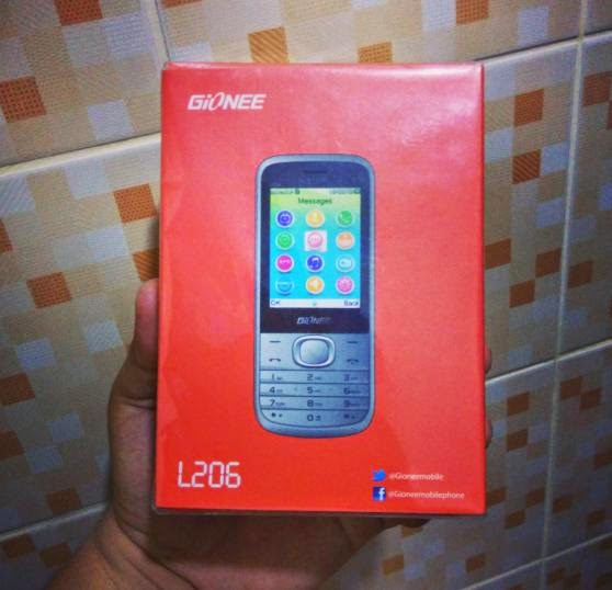 TeknoGadyet Giveaway: Brand New Gionee L206