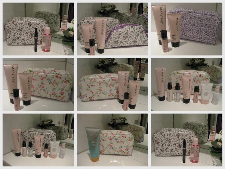 MaryKay produkter og toalettvesker