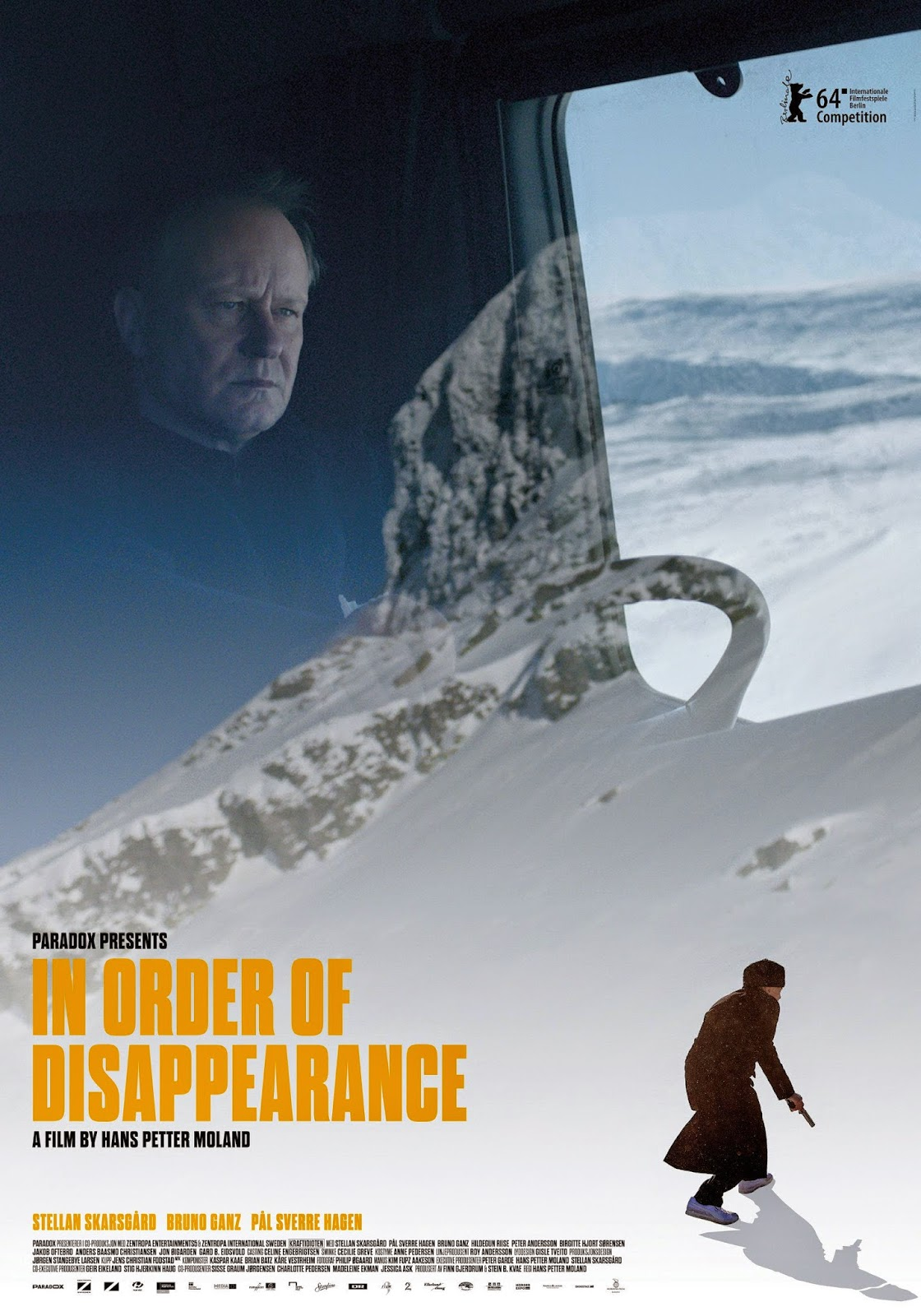 In Order of Disappearance (2014) tainies online oipeirates