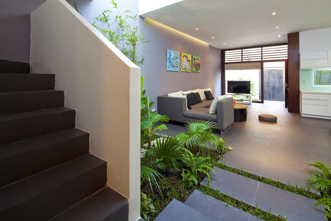 Membuat Taman Dalam Rumah