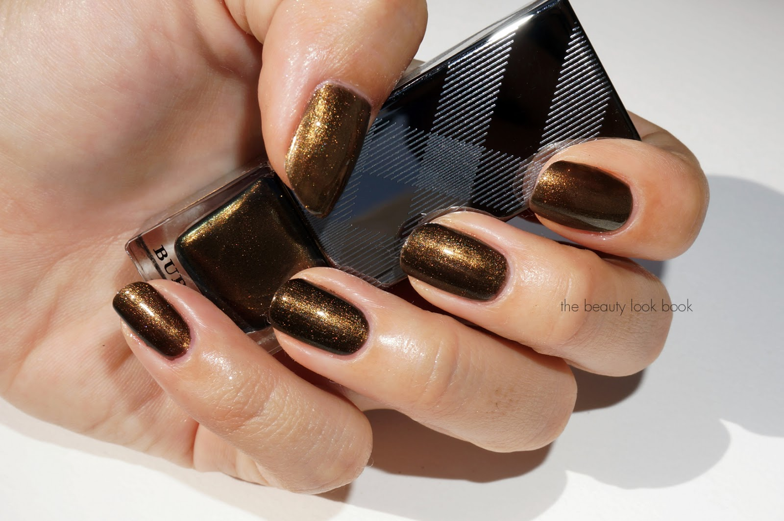 Color Focus | Bronze and Metallic Nail Lacquers | The Beauty Look Book