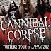 CANNIBAL CORPSE confirm dates in Southeast Asia, Australia, Japan and more!