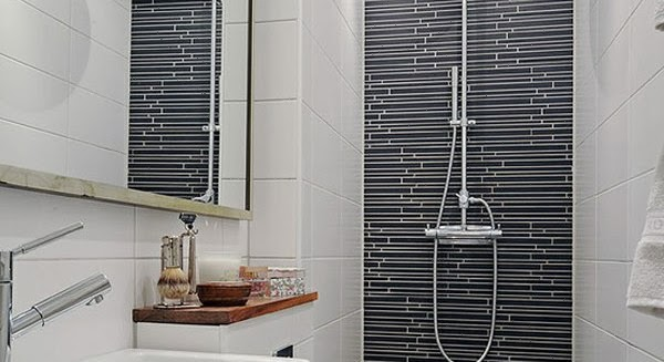 Choosing bathroom tile ideas for small bathrooms for Tiling a small bathroom ideas