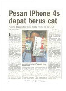 Kemenangan di Mahkamah Tribunal Pengguna Malaysia ADALAH PASTI (Nu-Prep100)
