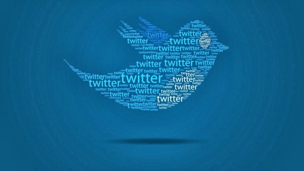 Twitter'dayız...