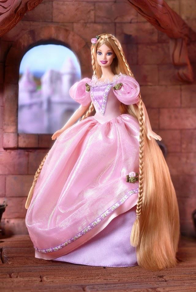 El rincón de mis muñecas: Barbie Rapunzel