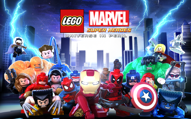 LEGO® Marvel Super Heroes Gameplay IOS / Android