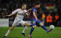 Lionel Messi Menyihir Dunia