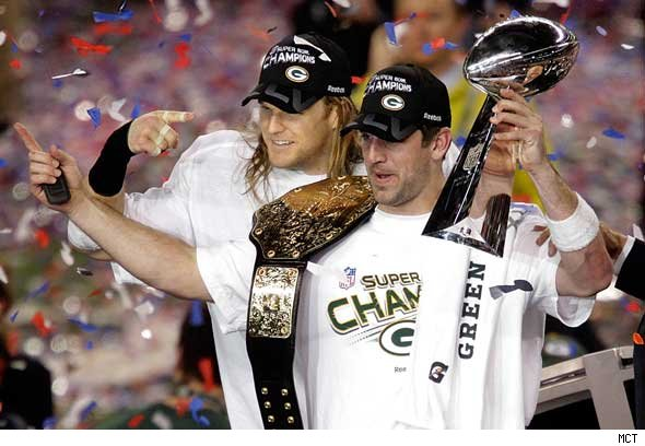 green bay packers steelers super bowl