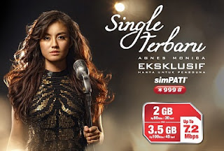 Download Single Terbaru Agnes Monica – Muda OST. Iklan Simpati