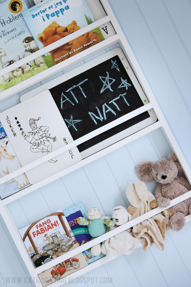Kremmerhuset bloggen: herlig barnerom i et ekte kremmerhus