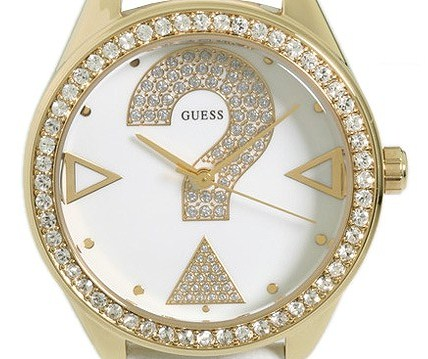 Don 39t afraid to shine your life with Crystal Women 39s Watch from Guess
