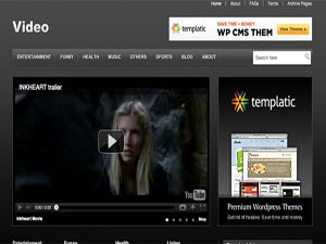 Video Theme WordPress