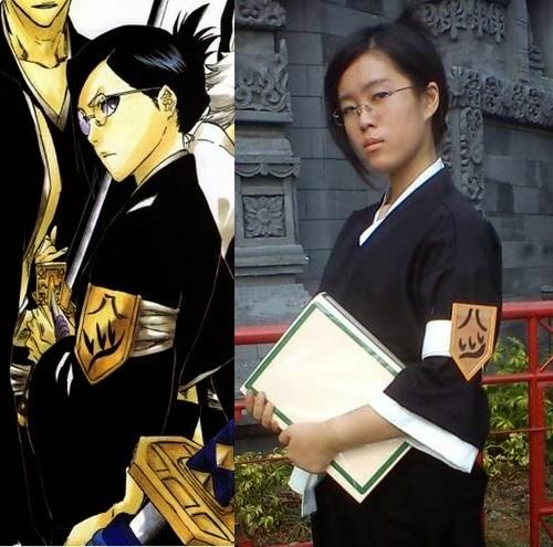 Nanai Ise Cosplay dan Anime