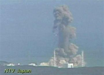 Already Fukushima radiation from the Triple Border Normal