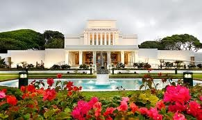 Oahu Hawaii Temple