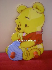 Decora con percheros infantiles
