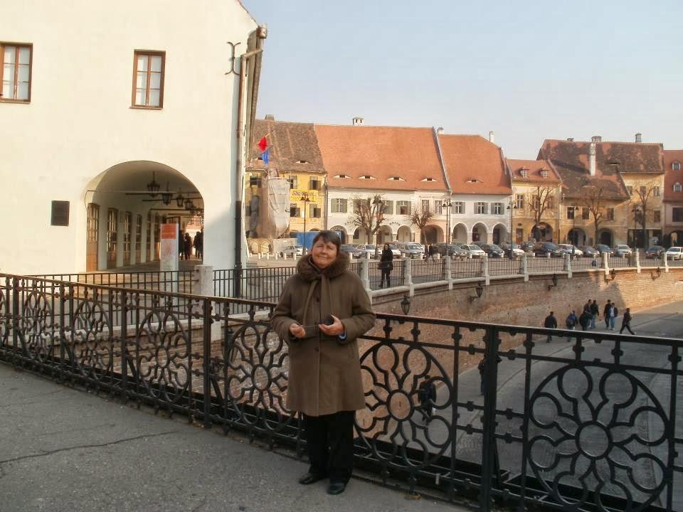 Maria Craciunas, Sibiu, Romania