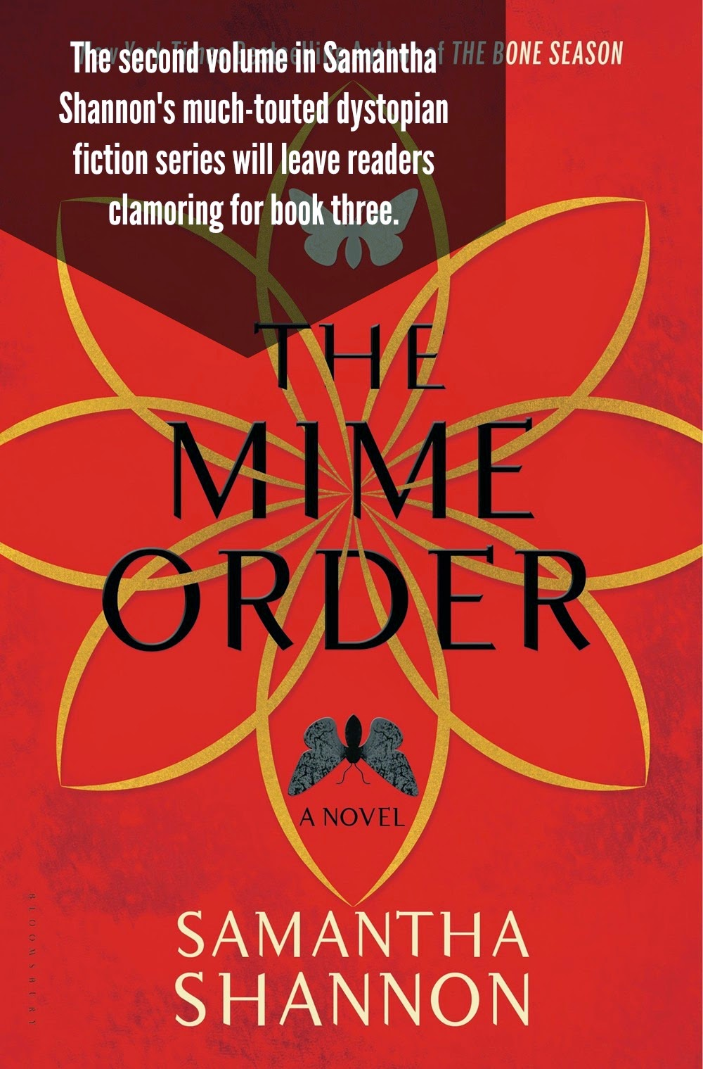 samantha shannon, the mime order, the bone season, the bone season sequel