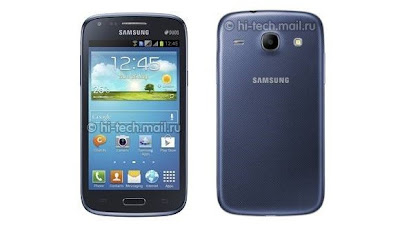 Description : Samsung Galaxy Core GT-18262 smartphone Dual-SIM Baru