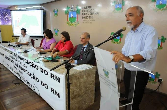 Natal: Plano Estadual de Educação do RN é discutido em audiência pública