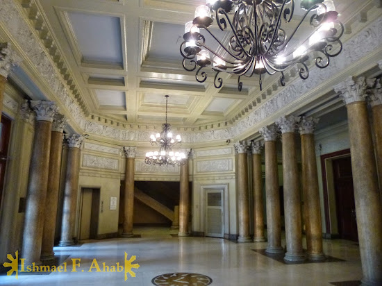 Inside the Philippine National Museum