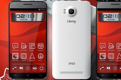 Imo Q8 Clarity Octa Core