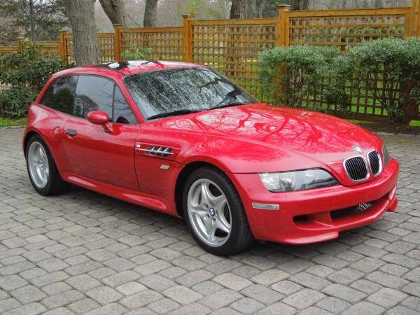 Daily Turismo K Butternut Squash BMW M Coupe - 1999 bmw z3 m roadster