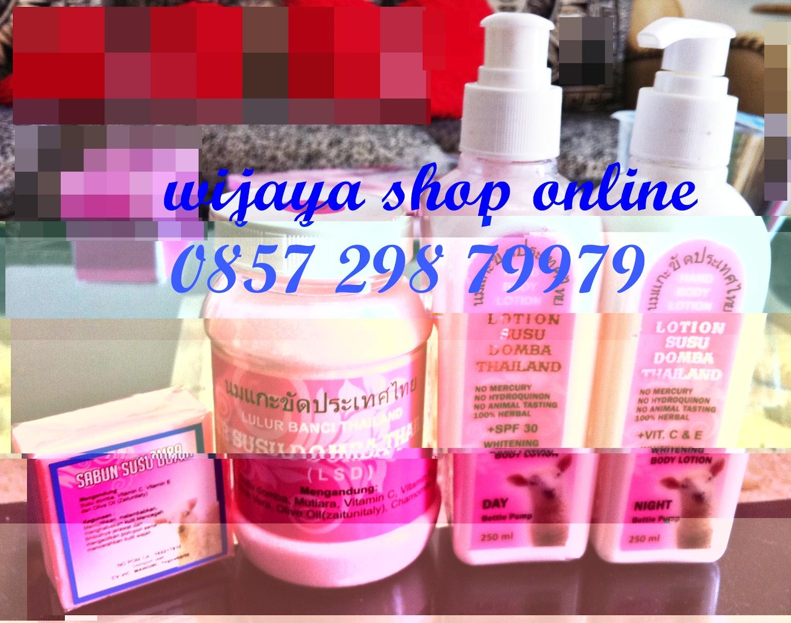 Wijaya Cosmetic Online Store Perawatan Badan Cream Susu Domba Yuk Pakai Paket Terbukti Laris Di Pasaran Karena Sudah Banyak Yang Memakai Dan Hasilnyapun Woww Menakjubkan