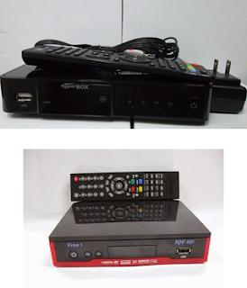 Transformar Superbox Doobox em Freei Toy HD