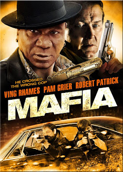 Mafia Ryan Combs Movie Poster Mafia   DVDRip AVI Dual Áudio + RMVB Dublado
