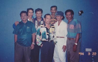 Gambar-dikir Barat Kelantan Gambar Artis-artis Dikir Barat