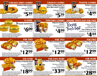 Printable Coupons 2017: KFC Printable Coupons February 2013