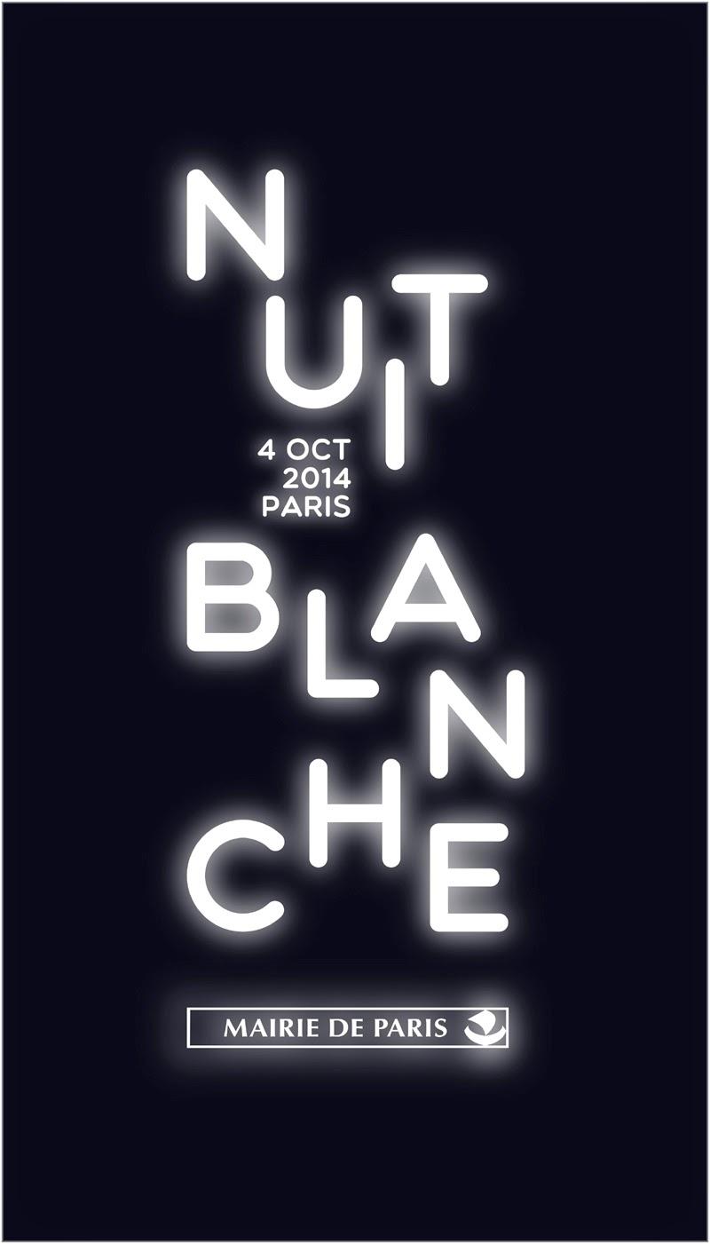 Nuit Blanche site (Ville de Paris)