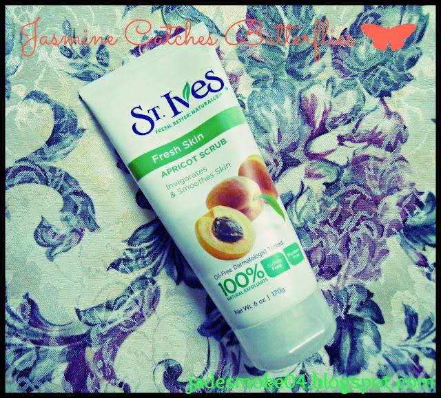 St.Ives Fresh Skin Apricot Scrub