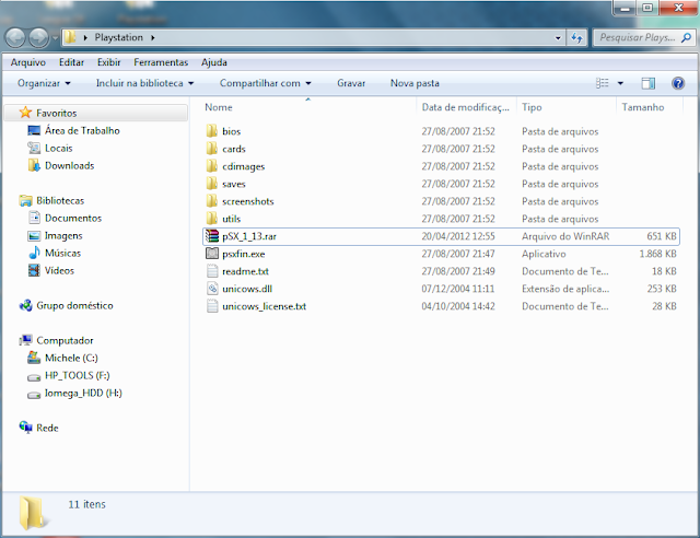 Tekken 3 Memory Card Save File