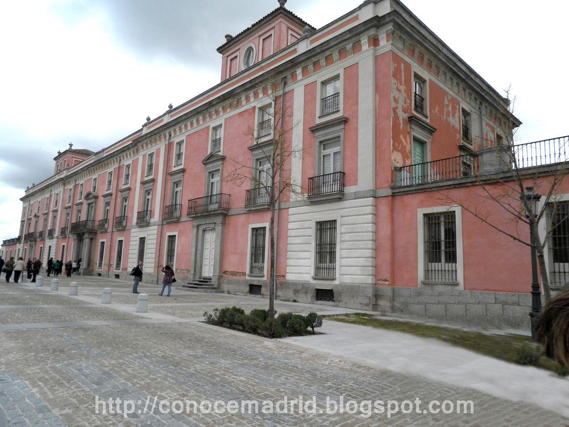 Conocer madrid palacio del infante don luis en boadilla - Residencia boadilla del monte ...
